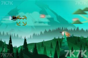 《超强战机反击战》游戏画面3