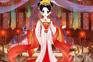 《森迪公主新春古代装》游戏画面1