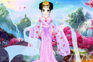 《森迪公主新春古代装》游戏画面2