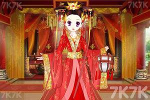 《森迪公主新春古代装》游戏画面3