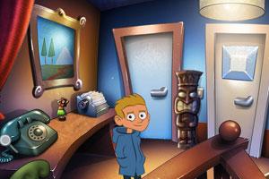 《安东尼当保姆》游戏画面1