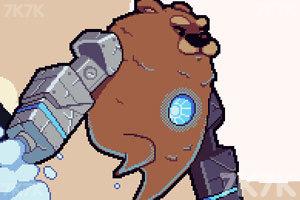 《钢铁熊大冒险》游戏画面1