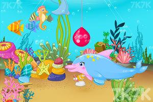 《海豚表演馆》游戏画面2