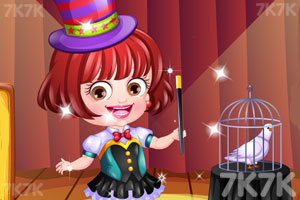 《可爱宝贝当魔术师》游戏画面1