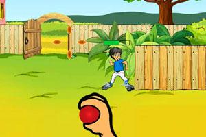 《水球大比拼》游戏画面1