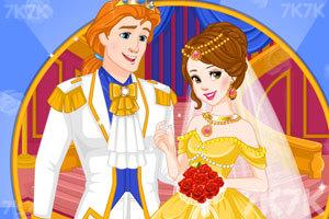 《美女与野兽婚礼》游戏画面3