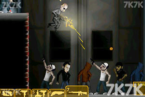 《黑客帝国大乱斗中文版》游戏画面1