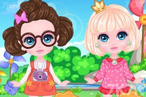 《小公主时尚沙龙》游戏画面1