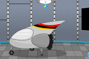 《逃离UFO》游戏画面1
