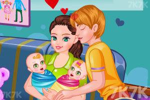 《妈妈生双胞胎》游戏画面4