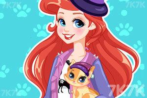 《小人鱼猫咪公主》截图4
