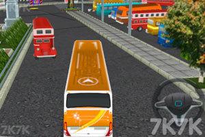 《3D巴士停车场2》游戏画面3