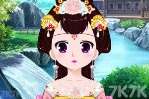 《古装公主娃娃》游戏画面1
