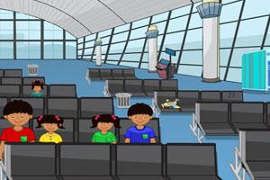《逃离机场》游戏画面1