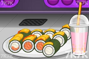 《老爹寿司店中文版》游戏画面2