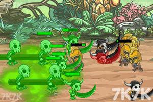 《怪物攻城掠地无敌版》游戏画面2