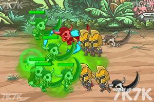 《怪物攻城掠地无敌版》游戏画面5