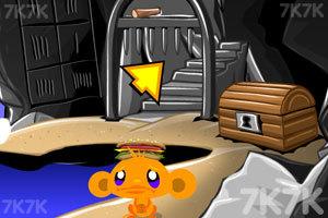 《逗小猴开心洞穴探险》游戏画面3