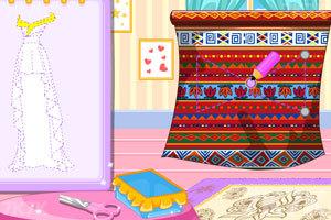 《公主设计舞会裙子》截图4