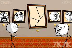 《火柴人VS贱鬼脸》游戏画面2