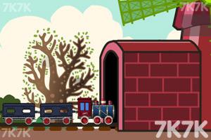 《装卸运煤火车6无敌版》游戏画面7
