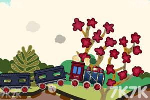 《装卸运煤火车6无敌版》游戏画面5