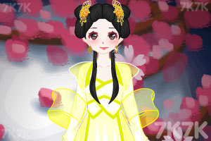 《美丽可爱小仙女》游戏画面1
