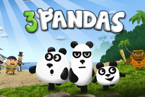 小熊猫逃生记系列