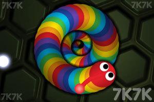 《蛇蛇大作战激萌版》截图2