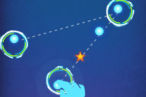 《连线光球》游戏画面1