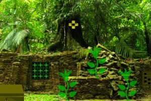 逃离森林城堡