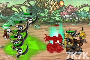 《怪物攻城掠地中文版》游戏画面1