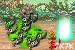《怪物攻城掠地中文版》截图4