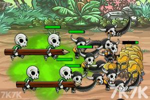 《怪物攻城掠地中文版》游戏画面4