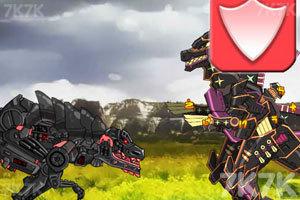 《组装机械忍者暗黑龙》截图4