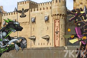 《组装机械忍者暗黑龙》截图5
