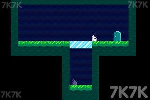 《分身兔大冒险》游戏画面5