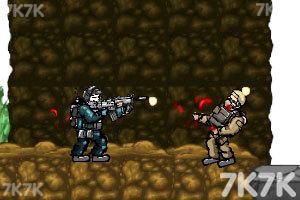 《三角洲特种部队无敌版》游戏画面2