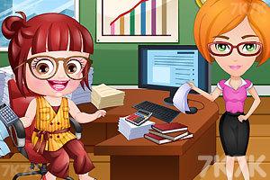 《可爱宝贝当会计师》游戏画面1
