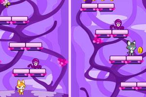 《跳猫挑战》游戏画面1