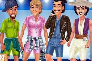 《王子的装扮》游戏画面1