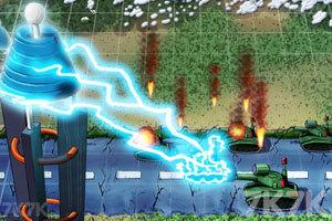 《国防之路》游戏画面1