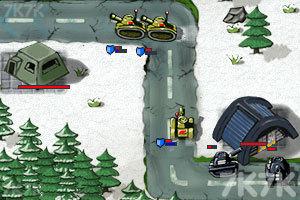 《国防之路》游戏画面3