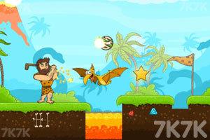 《野人高尔夫》游戏画面5
