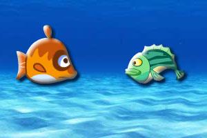 《奥比小鱼汤米的梦想》游戏画面3