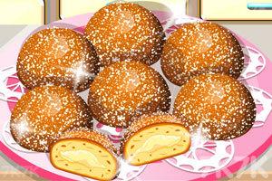 《蛋奶冻甜甜圈》截图2