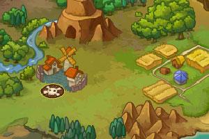 《岛屿防御战中文版》游戏画面1
