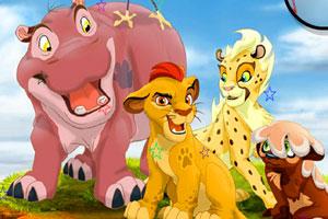 《狮子护卫队》游戏画面1