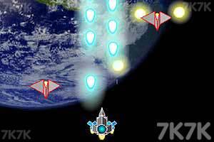 《X宇宙战争》游戏画面1