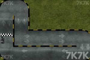《豪车大赛无敌版》游戏画面2